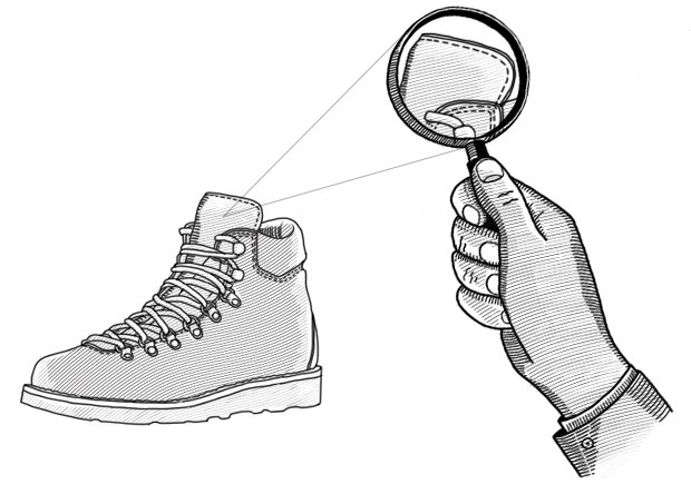 Внимание к деталям: Как и зачем появился язычок на ботинках. Изображение № 1.