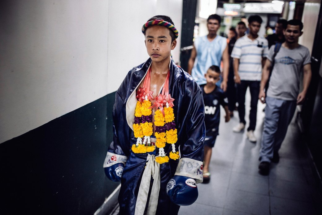 Бокс против нищеты: Как тайские подростки находят спасение от бедности на ринге. Изображение № 11.