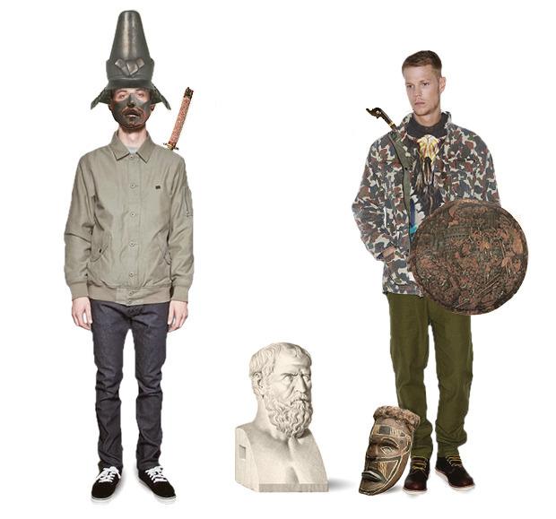 Жители древних цивилизаций как гуру мужского стиля и источник вдохновения. Изображение № 1.