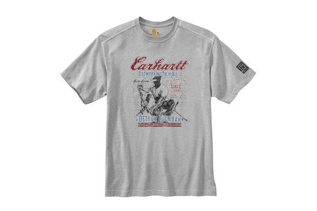 Марка Carhartt выпустила юбилейную коллекцию к 125-летию компании. Изображение № 6.