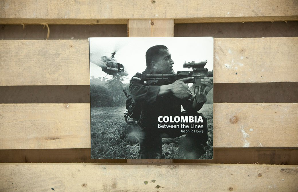 Библиотека мастерской: Книга фотографа Джейсона Хоува Colombia: Between the Lines. Изображение № 1.