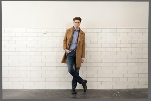 Марка Gant Rugger опубликовала второй лукбук осенней коллекции одежды. Изображение № 1.