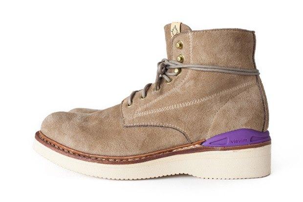 Марка Visvim представила вторую часть осенней коллекции обуви. Изображение № 7.