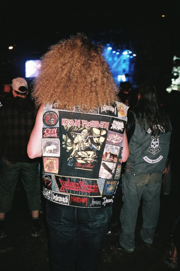 Цельнометаллическая оболочка: Путеводитель по курткам металлистов в формате фоторепортажа. Изображение № 16.