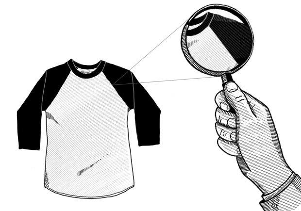 Внимание к деталям: Как появился рукав реглан. Изображение № 1.