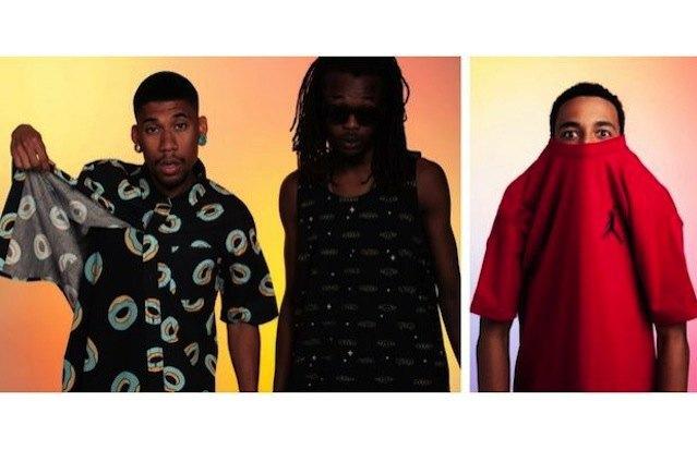 Хип-хоп-команда Odd Future опубликовала лукбук новой коллекции. Изображение № 6.