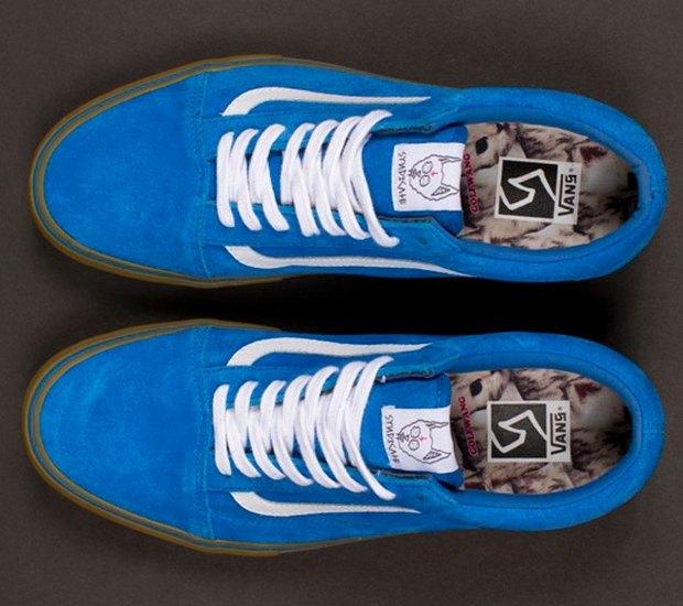 Марка Vans и хип-хоп-группировка Odd Future выпустили совместную коллекцию обуви. Изображение № 9.