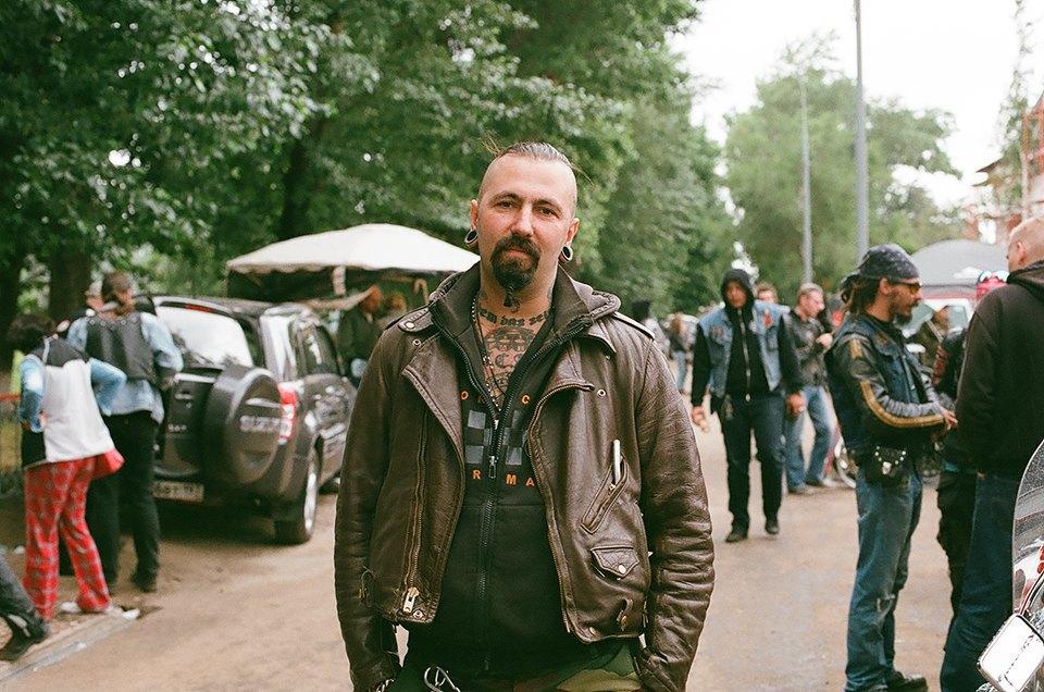 Фоторепортаж с мотошоу Swap Meet. Изображение № 26.