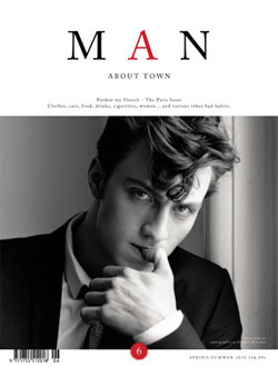 Special Issue: Мужской журнал Man About Town. Изображение № 7.