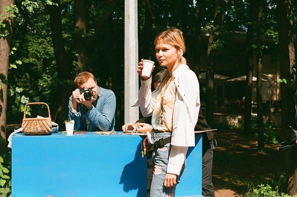 Фоторепортаж: Женский турнир по пинг-понгу в Нескучном саду. Изображение № 13.