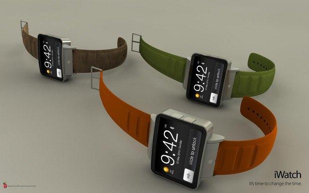 Apple и Intel, возможно, разрабатывают «умные» часы. Изображение № 8.