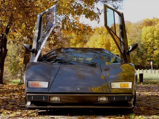 Американец за 17 лет собрал у себя в подвале реплику Lamborghini Countach. Изображение № 2.