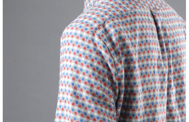 Американская марка Gitman Bros. выпустила линейку рубашек к будущей осени. Изображение № 10.