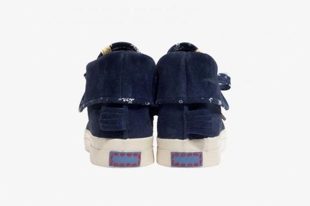 Японская марка Visvim выпустила осеннюю коллекцию обуви. Изображение № 11.