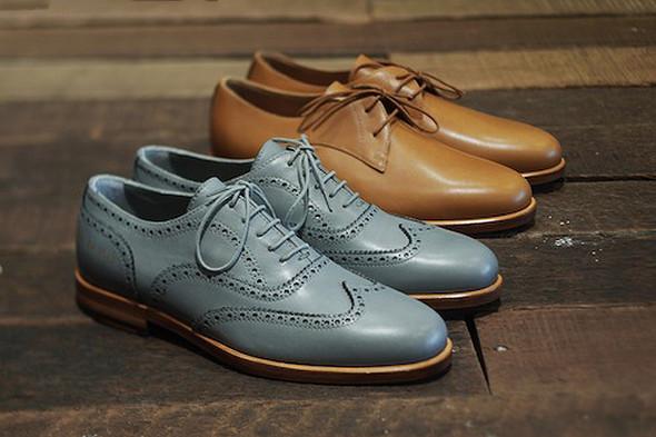 Летняя коллекция обуви марки Common Projects. Изображение № 3.