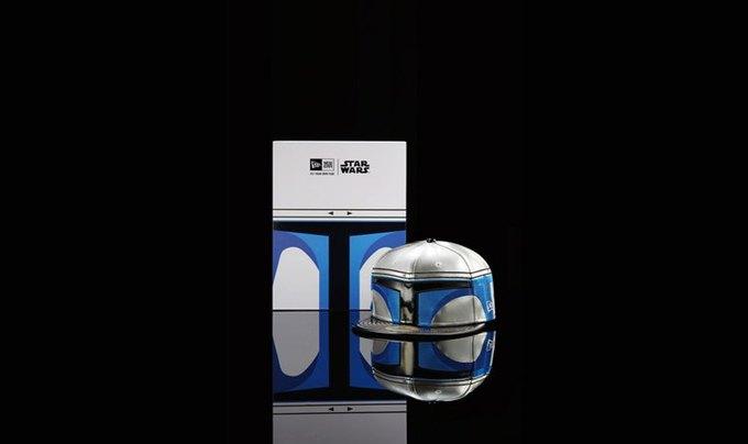 New Era выпустила коллекцию бейсболок по мотивам «Звёздных войн». Изображение № 5.