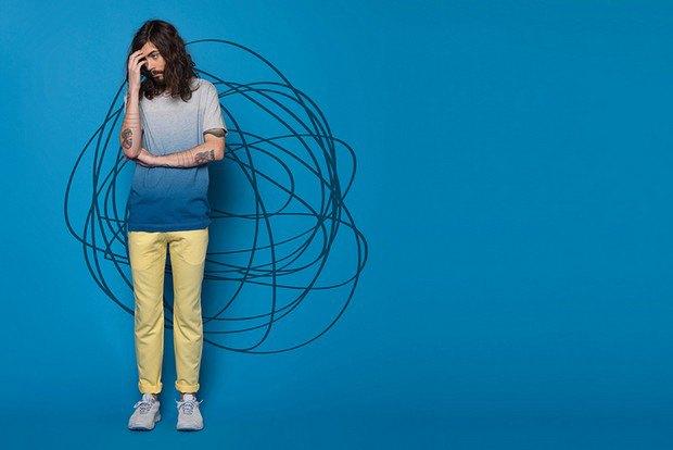 Французская марка Sixpack опубликовала лукбук весенней коллекции одежды. Изображение № 7.