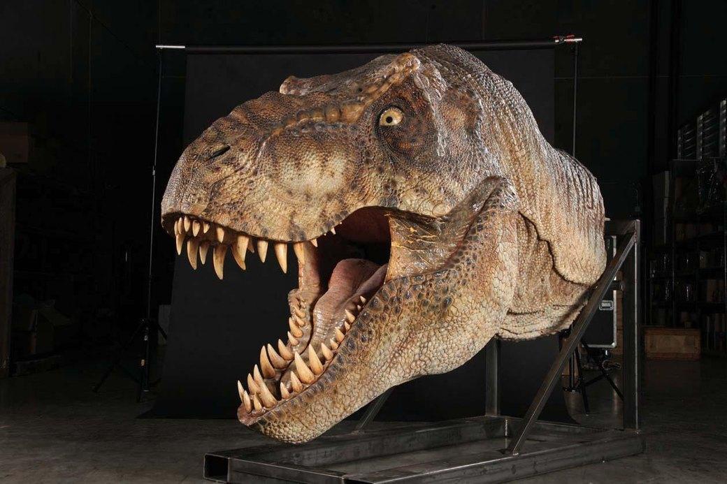 Как создавали тираннозавра для «Парка Юрского периода». Изображение № 6.