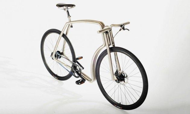 Велокомпания Viks создала серию байков, вдохновлённых каферейсерами. Изображение № 2.