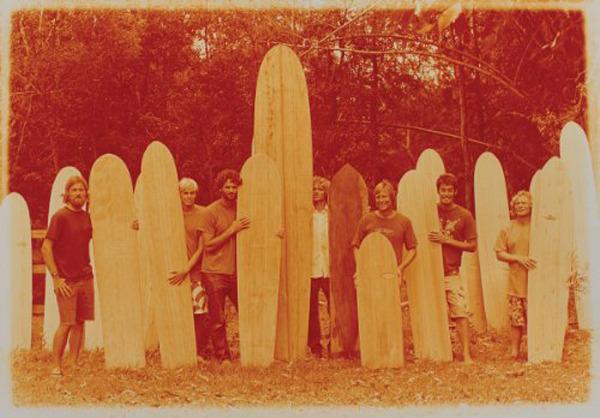 В октябре выйдет новая книга о серфинге «Slide Your Brains Out». Изображение № 7.