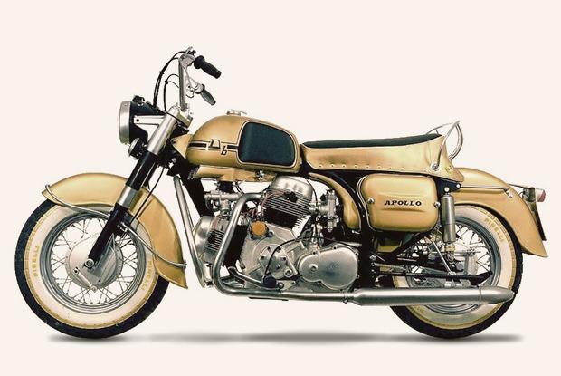 Сумасшедший гений: 10 самых странных и недооцененных мотоциклов. Изображение № 12.