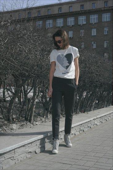 Российская марка Harm's представила коллекцию одежды Quiet Siberia. Изображение № 3.