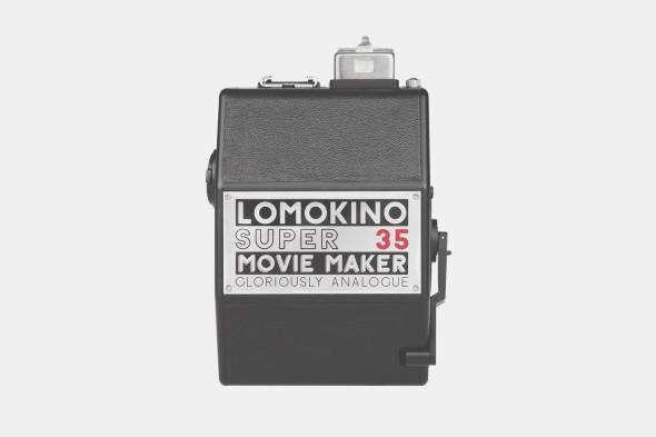Сообщество Lomography выпустило видеокамеру Lomokino. Изображение № 2.