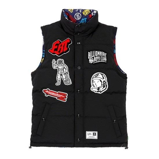 Billionaire Boys Club выпустили совместную коллекцию одежды с китайской маркой Fingercroxx. Изображение № 6.