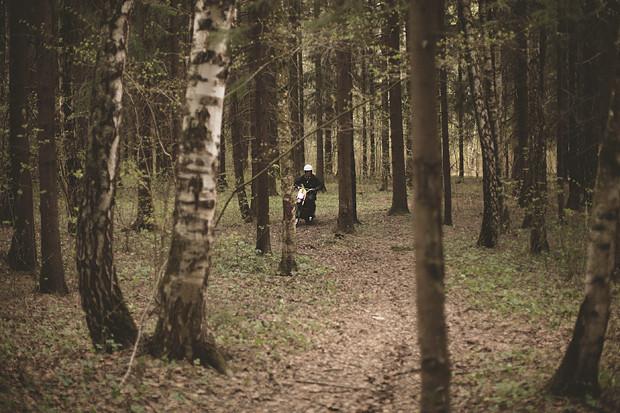 Репортаж со съемок тест-драйва мотоцикла Kawarna. Изображение № 24.