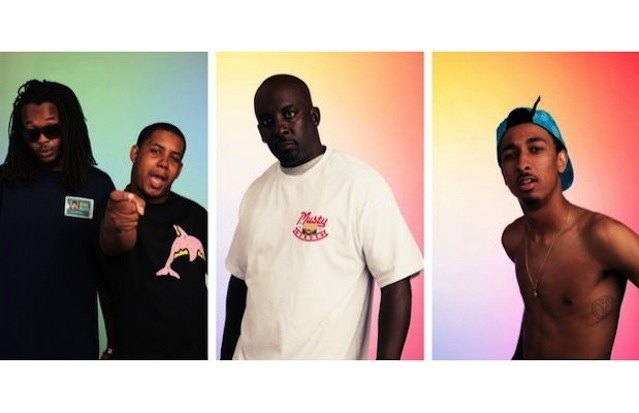 Хип-хоп-команда Odd Future опубликовала лукбук новой коллекции. Изображение № 5.