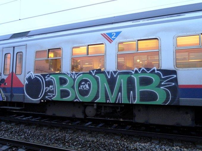 Беспилотники будут следить за немецкими граффитчиками. Изображение № 2.