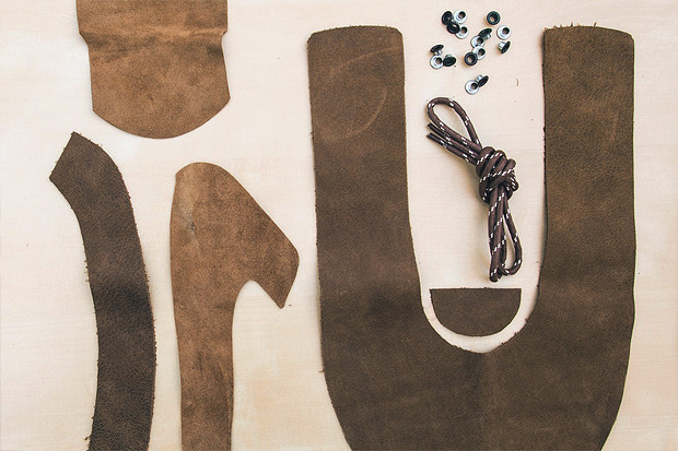 Новая марка: Кроссовки и осенние ботинки Apparel Bear Company. Изображение № 4.