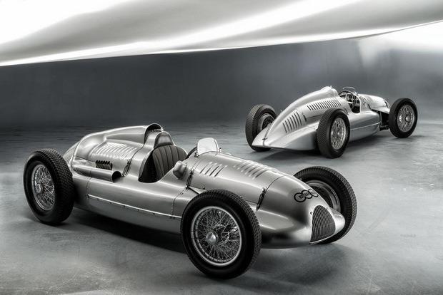 Уникальный болид Audi Auto Union 1939 года вернулся в Германию. Изображение № 1.