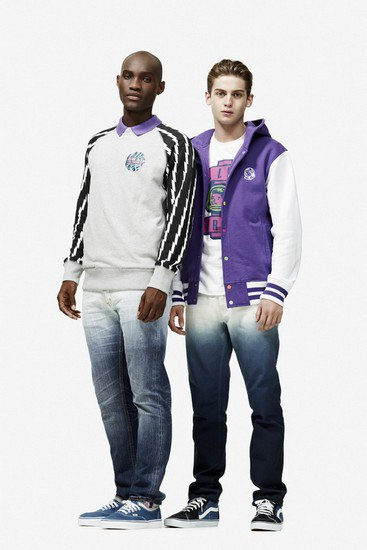 Марка Billionaire Boys Club опубликовала лукбук весенней коллекции одежды. Изображение № 2.