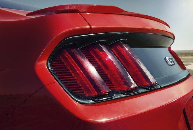 Ford представил новый Mustang шестого поколения. Изображение № 3.