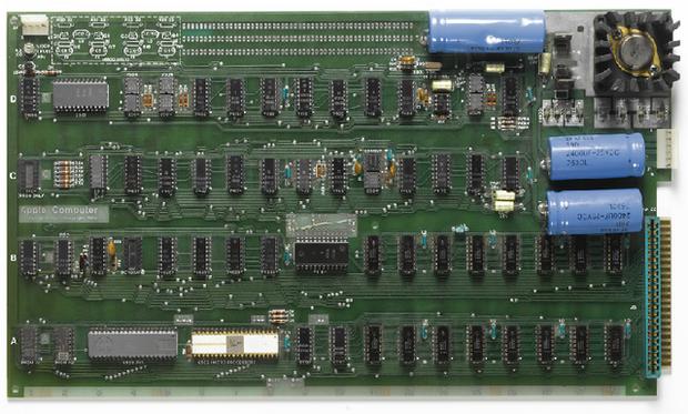 Первый компьютер Apple продали на аукционе за рекордную сумму. Изображение № 5.