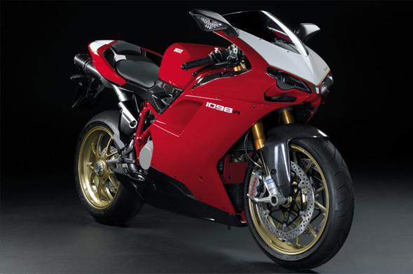 Новый супербайк Ducati Panigale и история его предшественников. Изображение № 17.