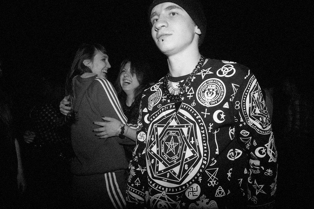 Вич-инфицированные: Как российская молодёжь выдумала новую мрачную субкультуру. Изображение № 9.