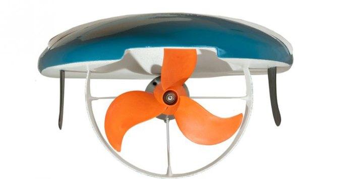 В Германии создали электрическую доску для сёрфинга. Изображение № 4.
