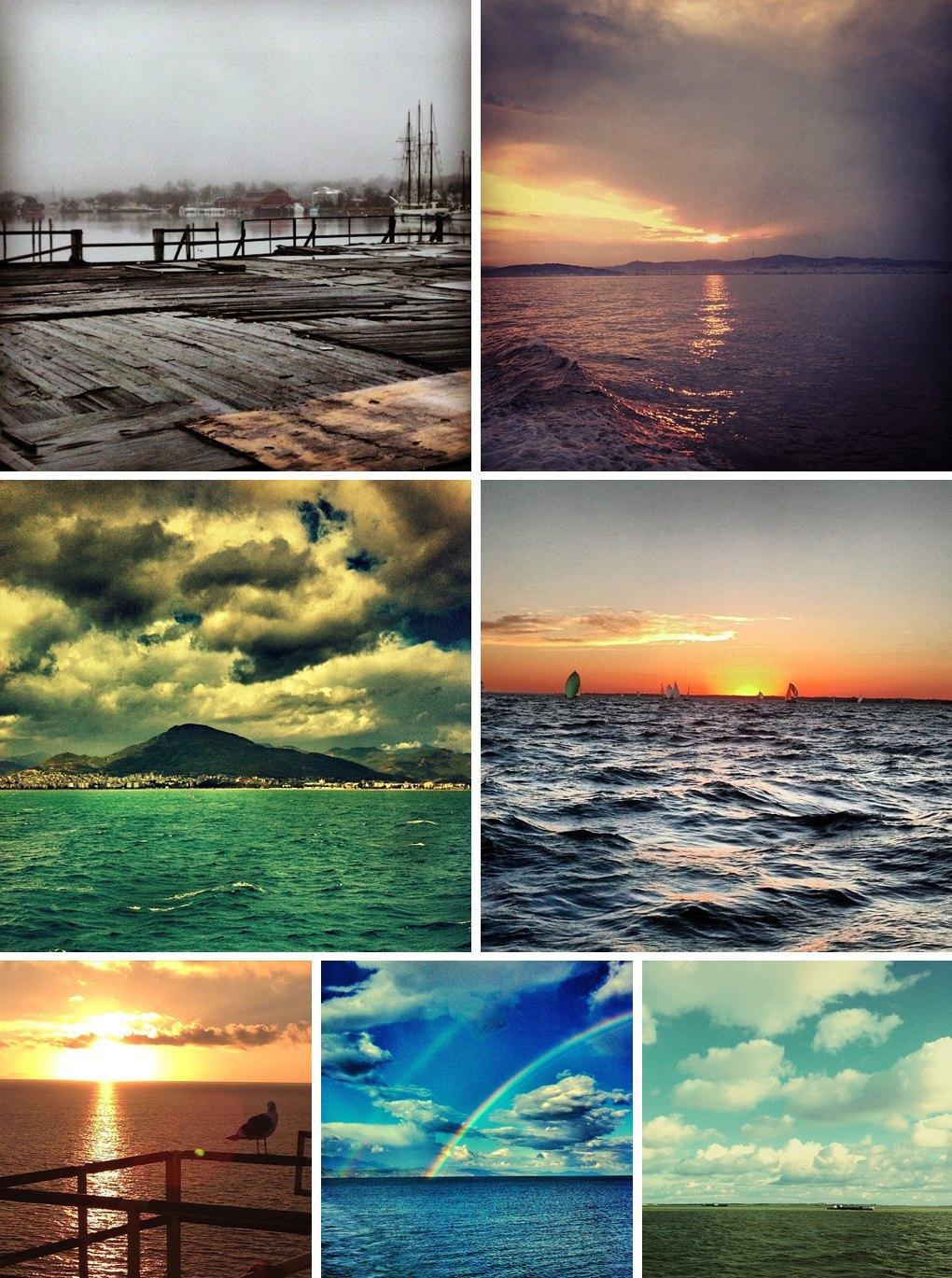 Что публикуют в своих Instagram моряки разных стран. Изображение № 6.
