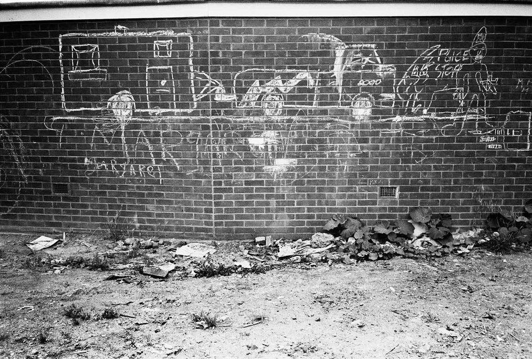 Фотопроект: Лондонские сквоты 1980-х. Изображение № 18.