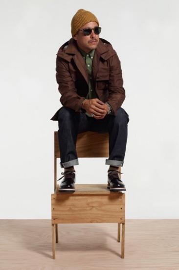 Марка Stussy Deluxe выпустила лукбук осенней коллекции одежды. Изображение № 7.