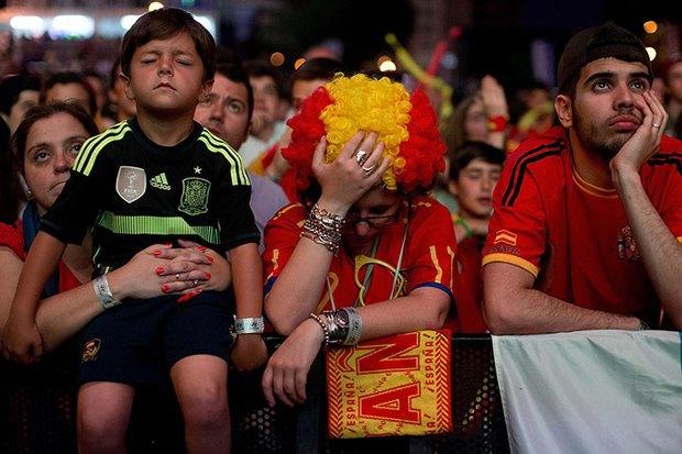 Грустные футболисты: Самый трагичный Tumblr-блог в истории современного спорта. Изображение № 26.