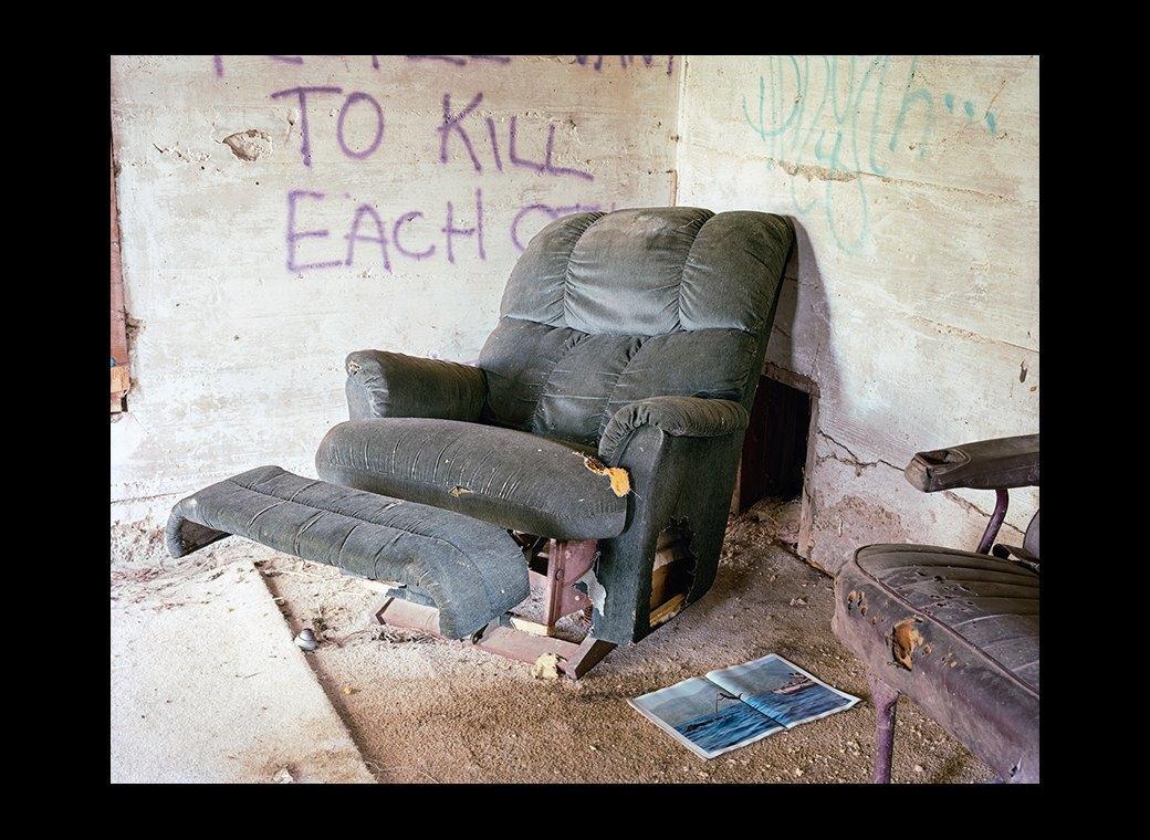 Как живут члены анархистского сообщества «Левиафан» в штате Огайо. Изображение № 12.