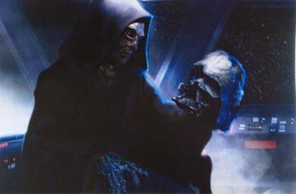 В сеть слили концепт-арт седьмого эпизода «Звёздных войн». Изображение № 1.