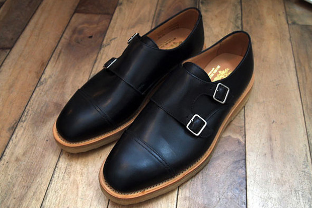 Дизайнер Марк МакНейри выпустил осеннюю коллекцию обуви. Изображение № 5.