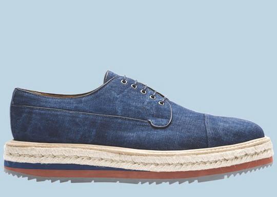 Обувь из денима: вчера, сегодня, завтра. Изображение № 1.