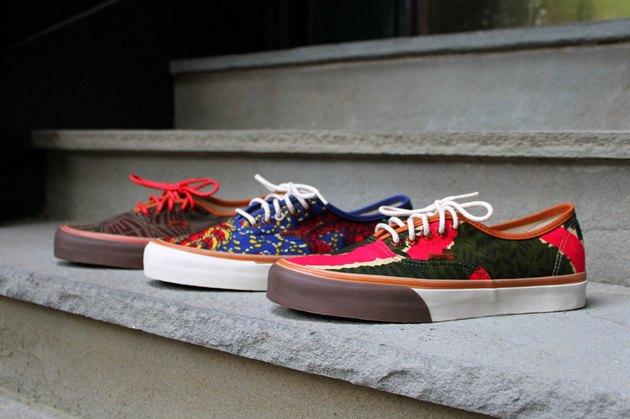 Марки Bodega и Vans Vault выпустили совместную коллекцию обуви. Изображение № 1.