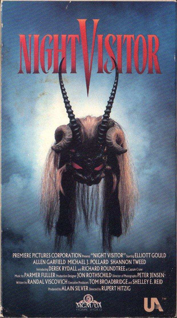 VHS Cover Junkie: Tumblr-блог коллекционера обложек видеокассет . Изображение № 53.