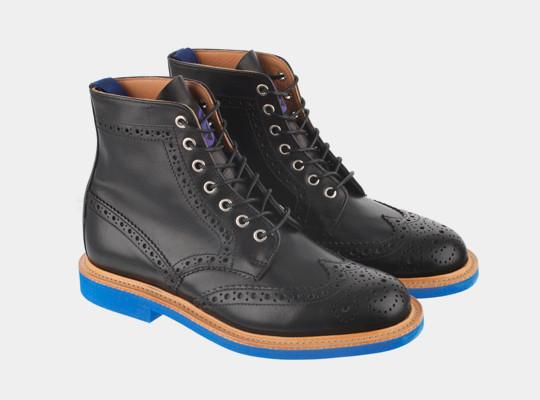Марк МакНейри и Billionaire Boys Club выпустили совместную модель ботинок. Изображение № 1.